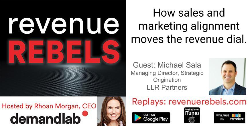 Revenue Rebels Sales and Marketing Alignment