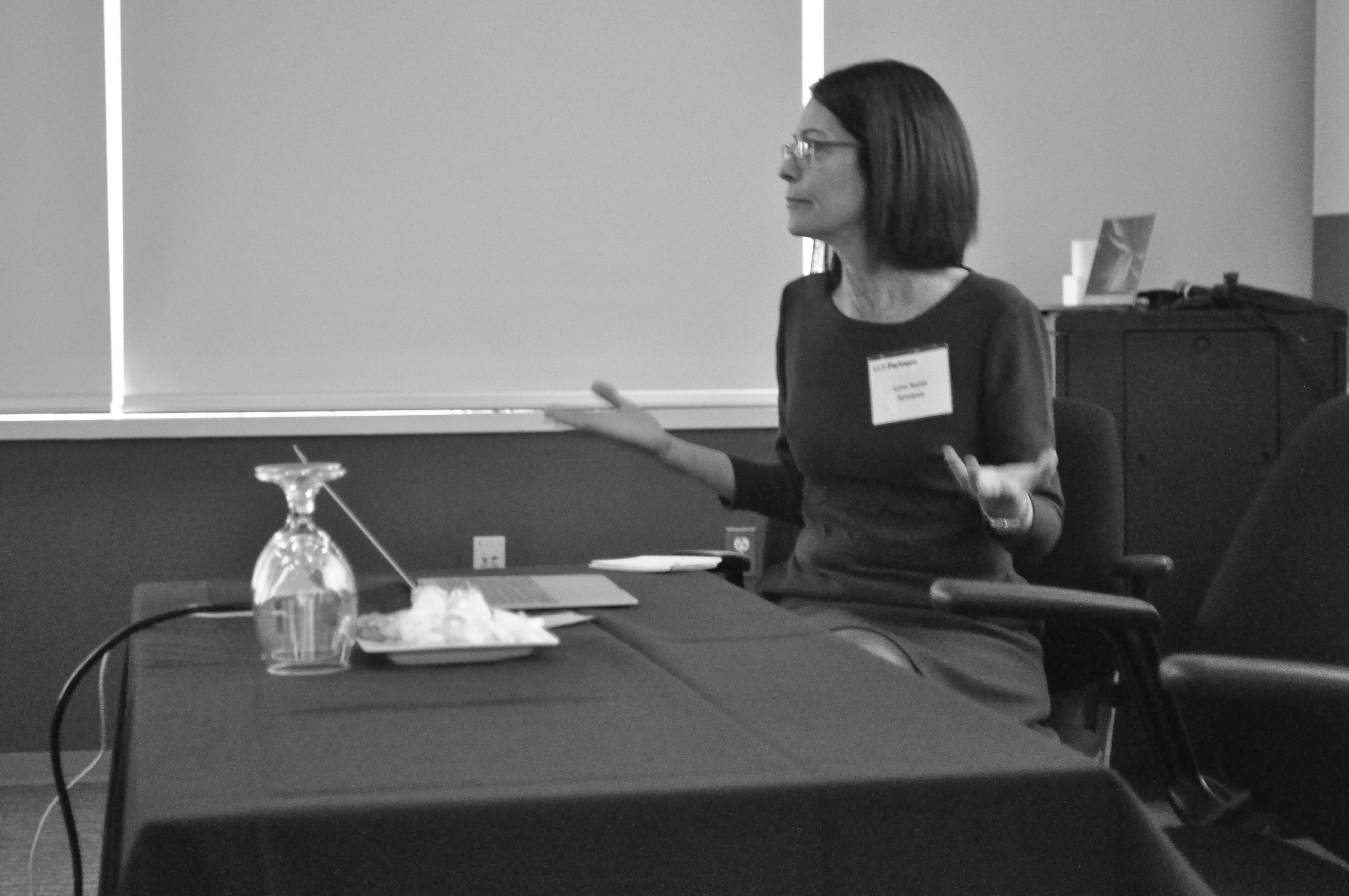 Lynn Nollitt | LLR HR Collaborate 2017