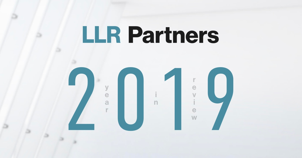 LLR 2019 Year in Review